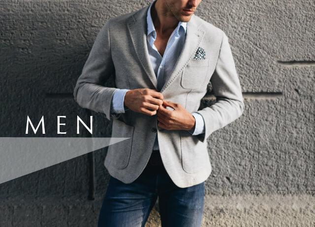 男性ドレスコード